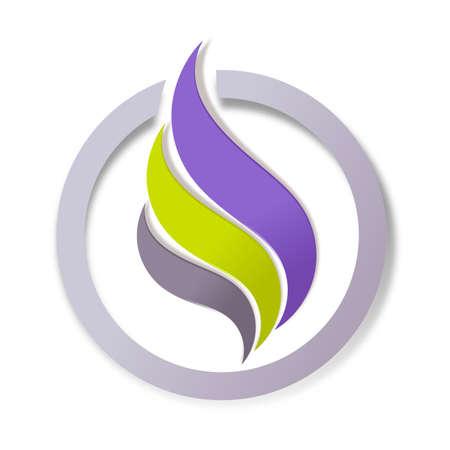 simbol: Abstract Logo design
