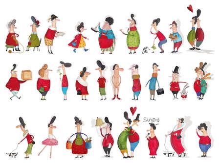 caricatura: Mega colección de personajes de dibujos animados