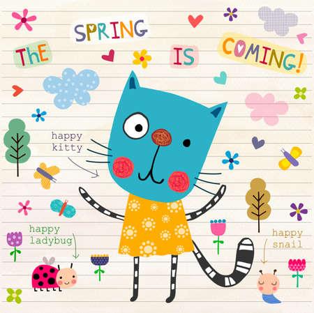 nursery tale: Illustration for children