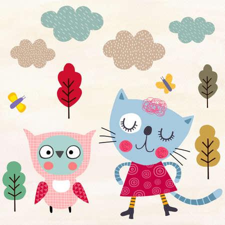 for children: Illustration for children