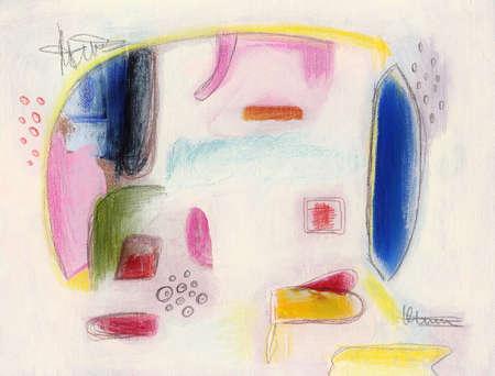 pintura abstracta: Pintura abstracta