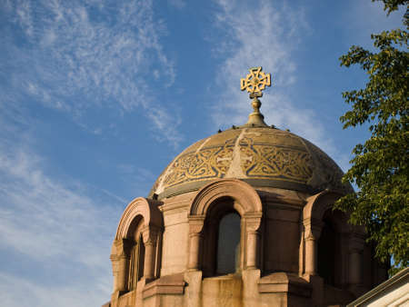 nevsky: chapel of Alexaner Nevsky Lavra