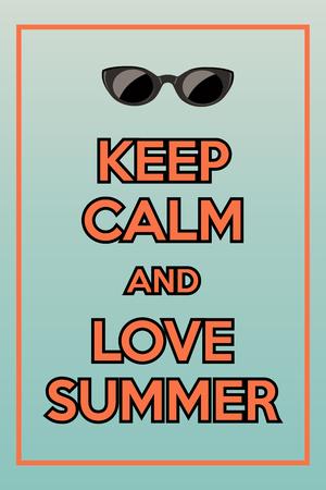 Hello Summer Sunny Background, Illustration In Vector Format. Stock Vector    28404105