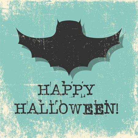 happy halloween: happy halloween gbackground, illustration in vector format Illustration