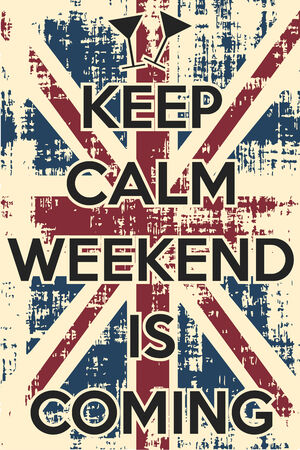 calm background: keep calm background