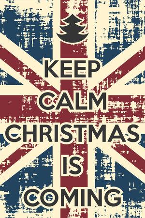 merry christmas keep calm