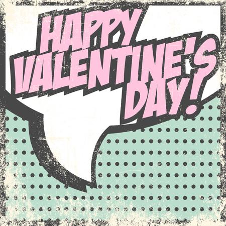 love dynamite: pop art text bubble, illustration in vector format Illustration