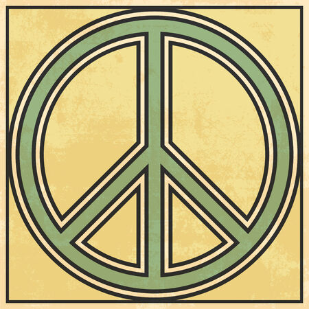 peace day background, illustration in vector format