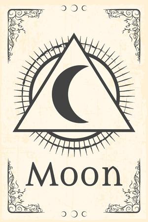 Alchemie Magie Symbol Standard-Bild - 44275125