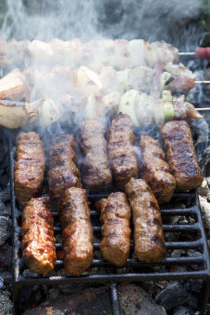 taesty grilled meal and barbeque Stock Photo - 7444924