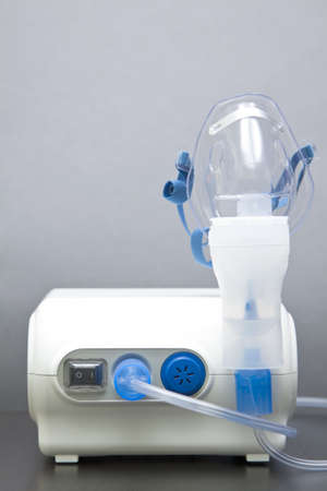 nebulizer medical equipment for astm treatment Stock Photo - 13203534