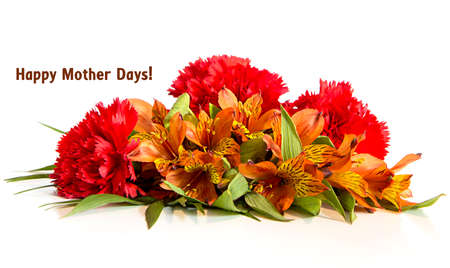 Happy mother days flower arangement Imagens