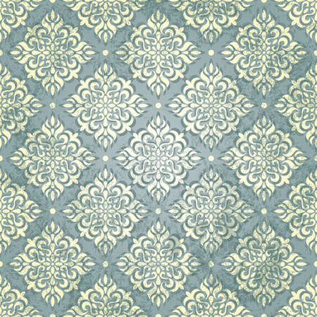 Vintage wallpaper in grunge style Stock Vector - 13927548
