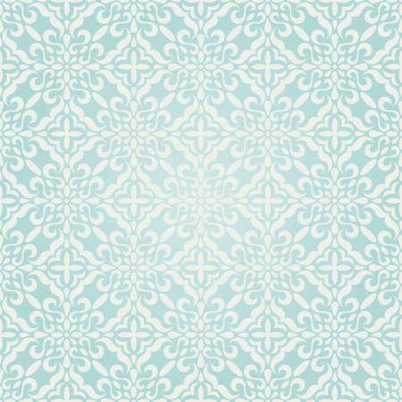 antikes papier: Nahtlose Winter Ornament. Illustration
