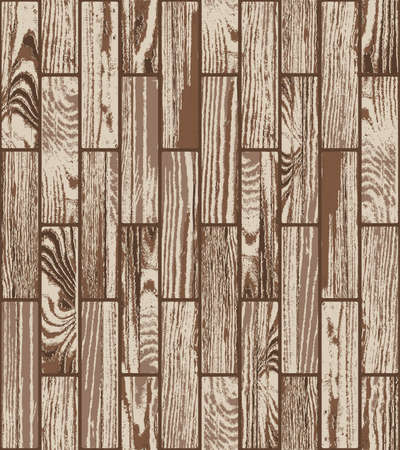 Seamless parquet texture  EPS 8 vector illustration  Vector