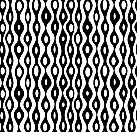 Seamless abstract monochrome pattern  EPS 8 vector illustration
