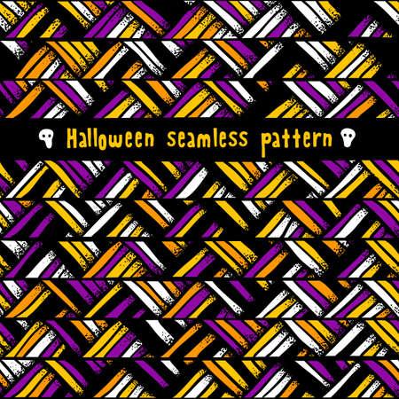 Halloween seamless background. Abstract pattern. EPS 10 vector illustration. Stock Vector - 22680532