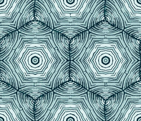 unusual: Unusual abstract hand-drawn pattern.