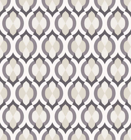 Pattern in moroccan style. Seamless geometric background. EPS10 vector illustration.