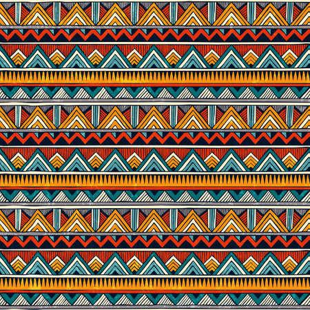 Tribal pattern. Illustration