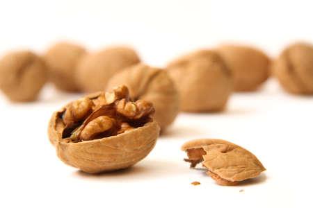 hard core: Walnuts