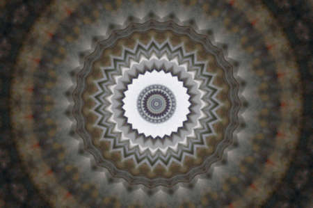 foggy: A kaleidoscope, abstract fantasy, illustration, can be used as a background Stock Photo