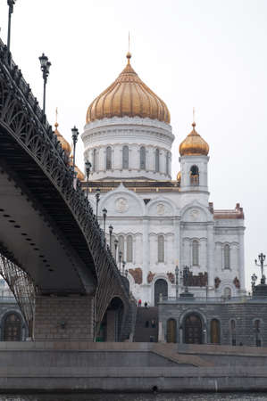 communists: Moscow. The temple was destroyed by communists. The cathedral is restored after crash of a communism
