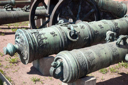 old cannon photo