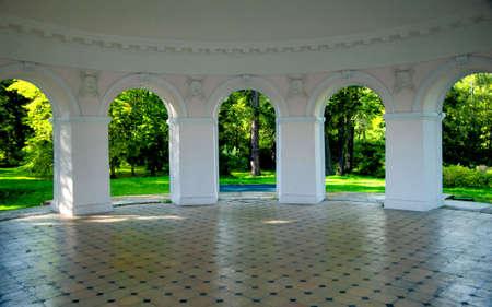 rotunda: Rotunda in park