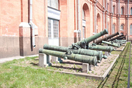 tracked: The Soviet and Russian military technics. Russia, St.-Petersburg Stock Photo