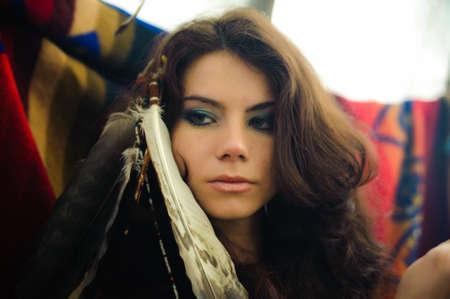 paiute: American Indian Woman