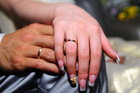 toge: Wedding rings