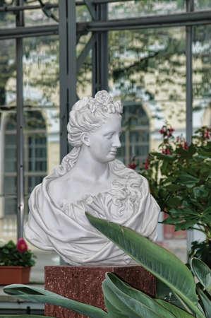 Female statue photo