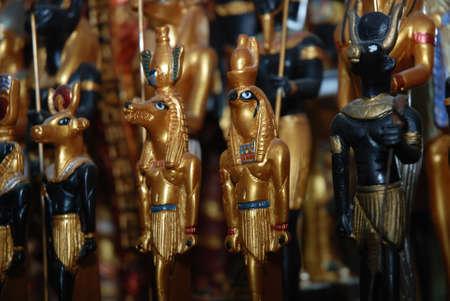 Egyptian souvenirs photo