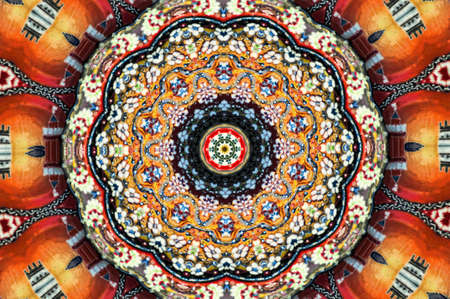 Turkish ornament Stock Photo - 8412291