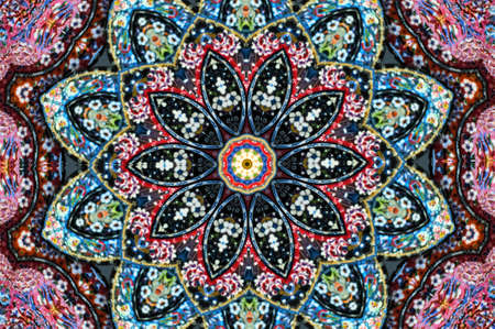 sumptuousness: Turkish ornament