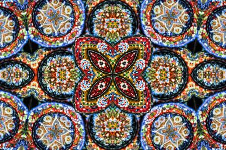 iznik: Turkish ornament