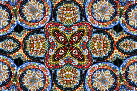 splendour: Turkish ornament