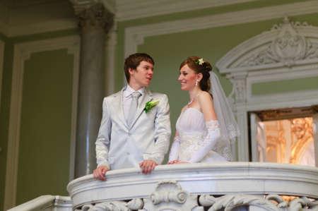 Wedding Couple Stock Photo - 8457628