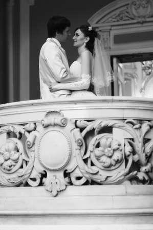 Wedding Couple Stock Photo - 8457622