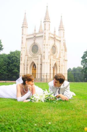 Wedding Couple Stock Photo - 8457536