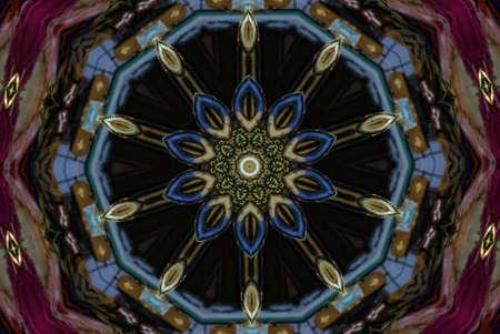 colorful multicolored geometric pattern Stock Photo - 8699876