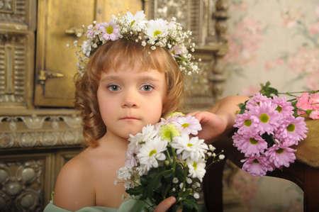 Flower`s princess photo