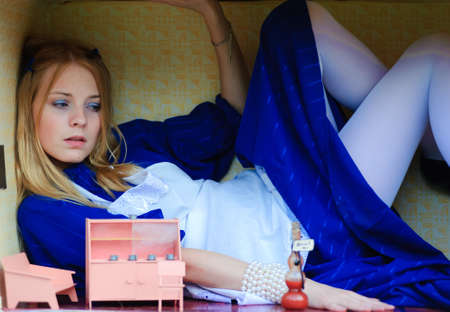 claustrophobia: Alice in Wonderland
