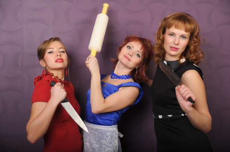 desperate housewives Stock Photo - 8939772
