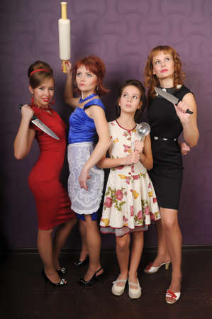 rollers: desperate housewives