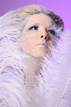 Winter Queen Stock Photo - 8911809
