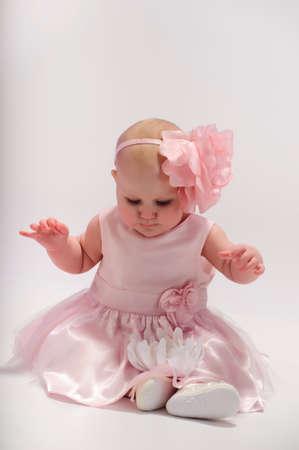 interested baby: Toddler girl