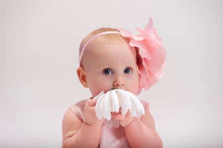 Toddler girl photo
