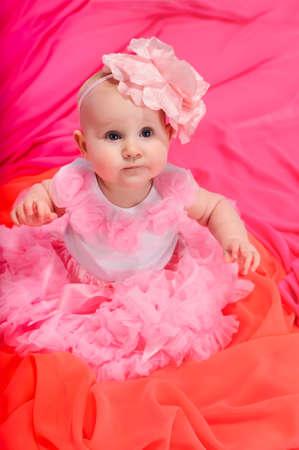 girl in full growth: Pinky
